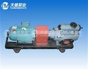 SNH440R46U12.1W21三螺杆泵组 钢铁厂液压油泵组