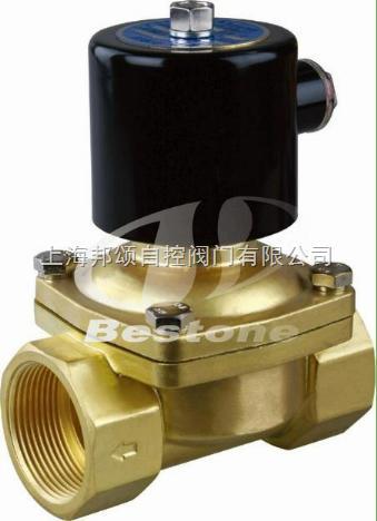 bs12p-p分步直动式喷泉电磁阀