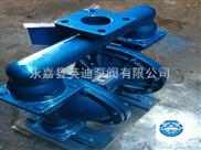 QBY气动隔膜泵,不锈钢气动隔膜泵,氟塑料电动隔膜泵厂家,QBY系列隔膜泵