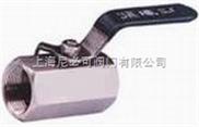 Q11F-16P不锈钢内螺纹球阀-不锈钢丝口球阀