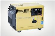 上海藤岛5KW静音小型柴油发电机组