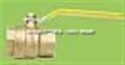 日本KITZ铜球阀DN10、DN15燃气球阀、DN20管道球阀、煤气球阀