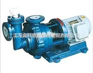 W型往復式真空泵 氣體傳輸泵 氣體捕集泵 耐酸鋼襯氟塑料真空泵