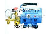 DSY-60电动试压泵,手动试压泵,单缸试压泵,小型试压泵,高压试压泵