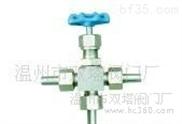 CJ123多功能针型阀/焊接式针型阀/内螺纹针型阀