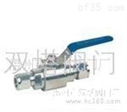 Q11SA球阀/Q21SA外螺纹球阀/压力表球阀