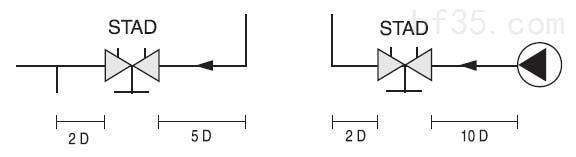 四线制方向电路图