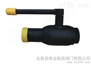 供应单侧内螺纹全焊接钢制球阀