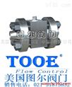 供应美国图尔进口高压对焊球阀Q61F