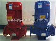 ISG立式大流量管道离心泵,管道增压离心泵,奥邦立式离心泵,