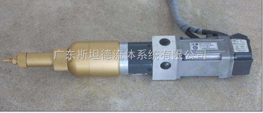 微型高压水泵结构原理图
