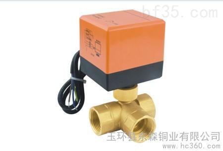 概述 本系列球阀由阀体和驱动器两部分组成。具有结构简单,工作可靠,流体通过能力强及节能等优点。可广泛用于采暖、中央空调、太阳能热水系统、水处理系统的冷热水通断控制;也可以用于低压水蒸汽的通断控制。其中配B型驱动器的球阀,实现一条线控制,能与所有的温控开关配套使用,还可以进行多阀并联运行,是一款性价比很高的产品。 结构特点 内置高品质微动开关,阀门启闭过程完成后电机不通电,因而寿命长、节能、并且特别全安。 外壳为高强度阻燃工程塑料,经久耐用。 采用优质四氟密封圈,及端加装特殊弹性结构,确保密封稳定可靠且密封