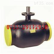 原装进口进口热力管线球阀