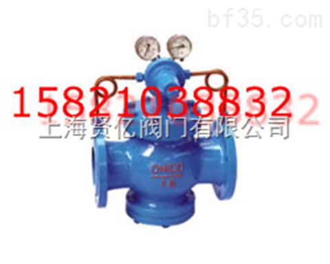 YK43X-16C氣體減壓閥