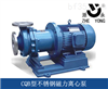 CQB型不銹鋼磁力泵