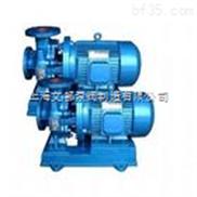 供应上海文都牌ISW50-160型卧式管道泵