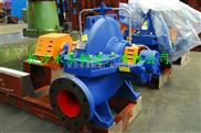 XS80-210卧式双吸离心泵卧式中开泵厂家卧式双吸泵厂家长沙水泵厂直销