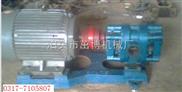 茁博外润滑渣油泵,煤焦油泵,白土泵,杂质齿轮泵,重油齿轮泵