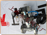 YL/QDQ421F-25C不锈钢液氨紧急切断阀
