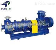 供应CQB-G不锈钢高温保温磁力泵