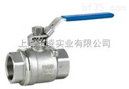 上海怡凌Q11F-16P二片式球阀