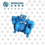 QBY-15 CF46衬氟隔膜泵,衬氟气动隔膜泵,高效耐强酸隔膜泵