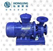 ISW40-125A卧式单级离心泵,增压管道离心泵,卧式管道离心泵