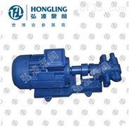2CY3.3/3.3-2高温齿轮油泵,不锈钢齿轮油泵,耐腐蚀齿轮油泵