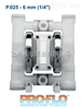 P.025Wilden Original™系列塑料氣動隔膜泵