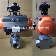 CXQ611N气动内螺纹高压球阀