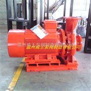 XBD-W型臥式單級消防泵生產廠家,臥式單級消防噴淋泵