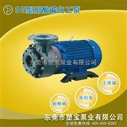 【雙十二直銷】塑寶氟塑料化工泵,耐酸堿臥式化工泵,品牌泵 有保證