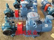 源鴻泵業YCB15-0.6不銹鋼圓弧齒輪泵