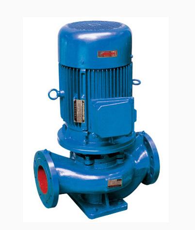 NSL立式离心泵工作原理