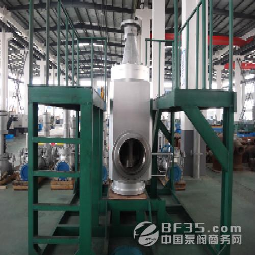 凭借多年电站阀门设计制造技术,最近与上海锅炉厂有限公司就南通电厂2