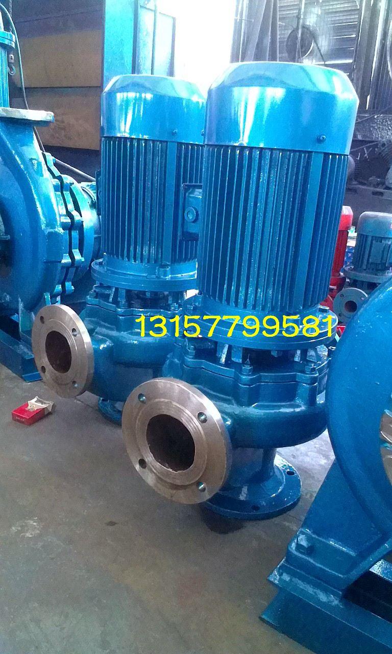 80gwp65-25-7.5 gwp不锈钢管道排污泵