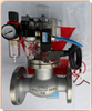 QDQ421F-40P氨气不锈钢气动紧急切断阀