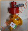 ♀切断阀结构图氨气贮罐气动紧急切断阀
